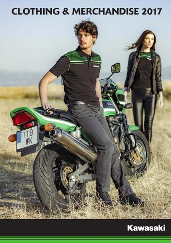 Screenshot for Kawasaki Clothing and Merchandise 2017